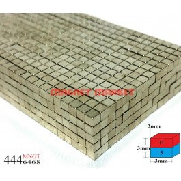 Boy 3mm X En 3mm X Kalınlık 3mm Neodymium Magnet