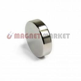 Çap 18mm X Kalınlık 3mm Neodymium Magnet