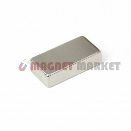 Boy 40mm X En 25mm X Kalınlık 10mm Neodymium Magnet