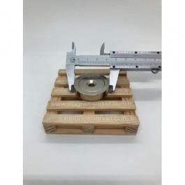 36mm/Metal Korumalı Havşatip Delik