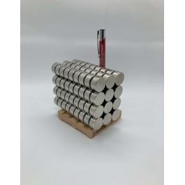 Çap 20mm X Kalınlık 10mm Neodymium Magnet