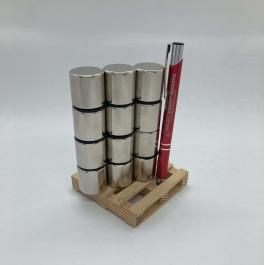 Çap 25mm X Kalınlık 25mm Neodymium Magnet