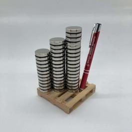Çap 25mm X Kalınlık 5mm Neodymium Magnet
