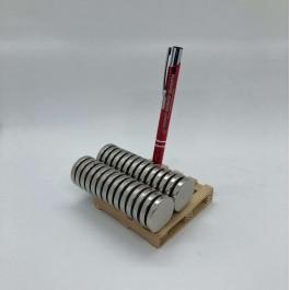 Çap 30mm X Kalınlık 5mm Neodymium Magnet
