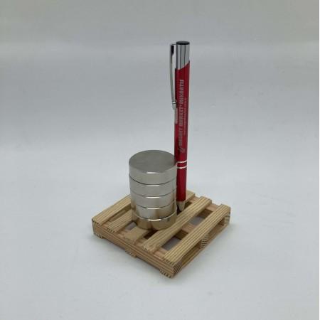 Çap 30mm X Kalınlık 10mm Neodymium Magnet