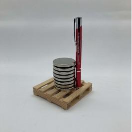 Çap 40mm X Kalınlık 5mm Neodymium Magnet