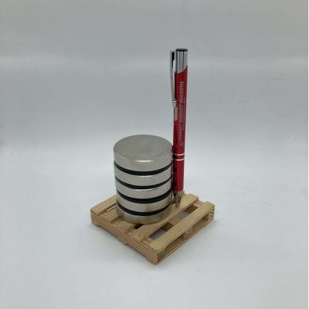 Çap 50mm X Kalınlık 10mm Neodymium Magnet
