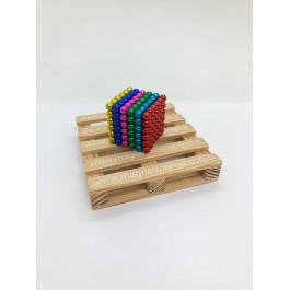 Renkli Sihirli Küre - Hobi Magnet / 5mm  (1set, 216 adet)