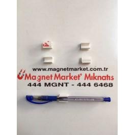 Plastik Kalemlik (askası 3M stickerlı)