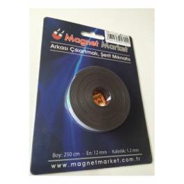ŞERİT MAGNET/1,2mm/kısa boy(sm1.2)