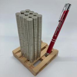 Çap 10mm X Kalınlık 1mm Neodymium Magnet