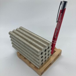 Çap 10mm X Kalınlık 1.4mm Neodymium Magnet