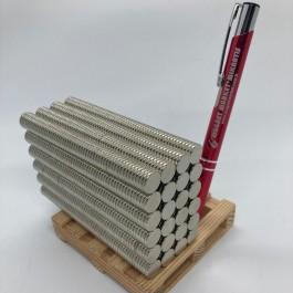 Çap 10mm X Kalınlık 1,8mm Neodymium Magnet