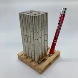 Çap 10mm X Kalınlık 15mm Neodymium Magnet