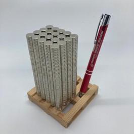 Çap 10mm X Kalınlık 2mm Neodymium Magnet