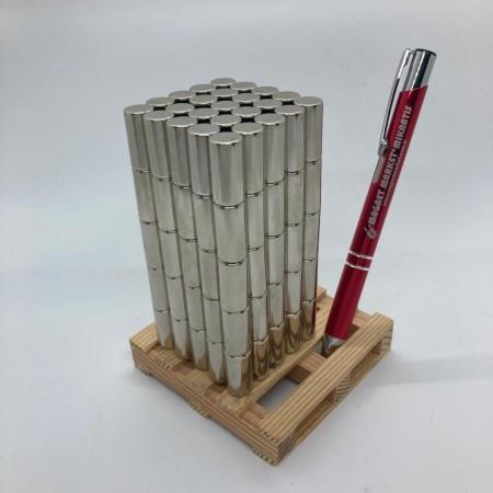 Çap 10mm X Kalınlık 20mm Neodymium Magnet