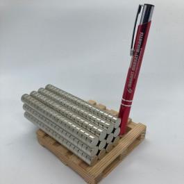 Çap 10mm X Kalınlık 5mm Neodymium Magnet