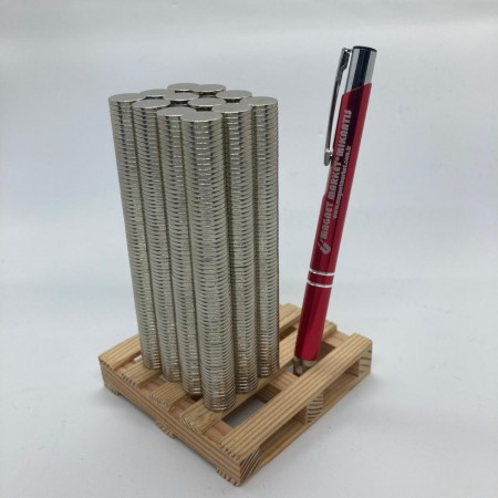 Çap 12mm X Kalınlık 1.5mm Neodymium Magnet