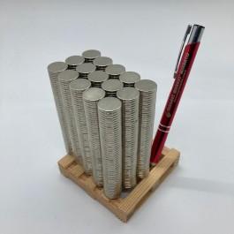 Çap 15mm X Kalınlık 1,8mm Neodymium Magnet
