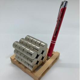 Çap 15mm X Kalınlık 10mm Neodymium Magnet