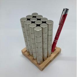 Çap 15mm X Kalınlık 15mm Neodymium Magnet