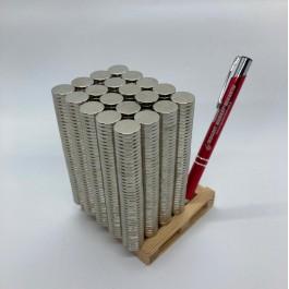 Çap 15mm X Kalınlık 2.5mm Neodymium Magnet