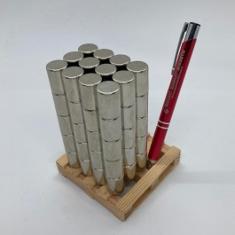 Çap 15mm X Kalınlık 20mm Neodymium Magnet