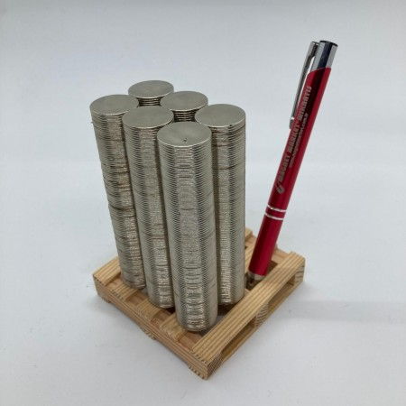 Çap 20mm X Kalınlık 1mm Neodymium Magnet