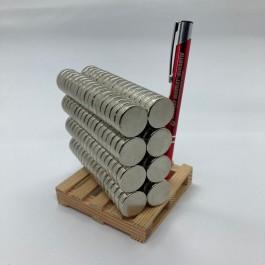 Çap 20mm X Kalınlık 5mm Neodymium Magnet