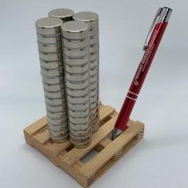 Çap 20mm X Kalınlık 6mm Neodymium Magnet