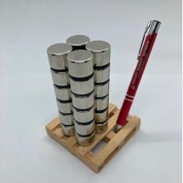 Çap 22mm X Kalınlık 15mm Neodymium Magnet