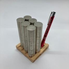 Çap 22mm X Kalınlık 2mm Neodymium Magnet