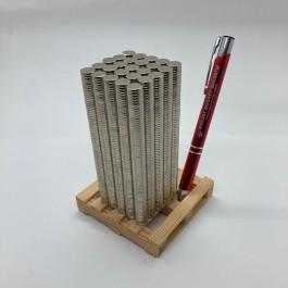 Çap 9mm X Kalınlık 1.5mm Neodymium Magnet