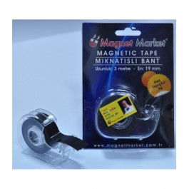 Mıknatıs Bant/Magnetic Tape (mt-3)