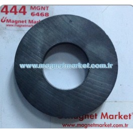 Y-30 Çap 21mm X iç çap7mm X Kalınlık 5mm/Oxit Magnet