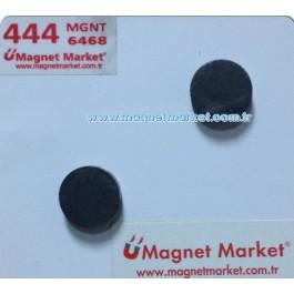 Y-30 Çap 10mmXKalınlık 5 mm Oxit Magnet