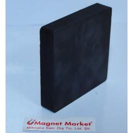 Y-30 Boy 100mm X En 100mm X Kalınlık 20mm/Oxit Magnet